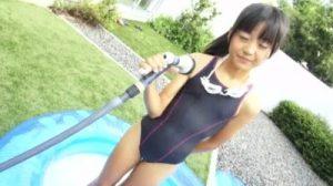 桜木ひなちゃん競泳水着