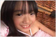 8歳小3の天使!児童ジュニアアイドル:星名はる